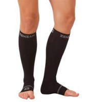 Zensah unveils compression ankle/calf sleeves for athletes