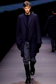 Ermenegildo Zegna launches F/W 2014 collection
