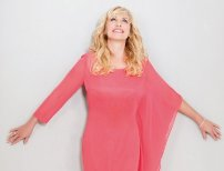 Antonella Clerici stars in new Luisa Viola campaign