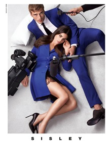 Sisley unveils new campaign featuring celebrity couples