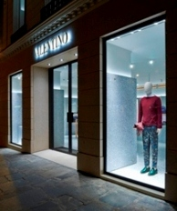 Valentino opens first flagship store in Paris