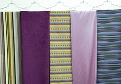 Anzea picks Pantone 'Radiant Orchid' for upholstery range