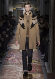 Valentino launches men's 2014 F/W collection