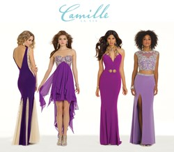 Camille unveils Prom 2014 hot party looks collection