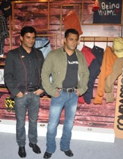 Salman Khan hits gold with Being Human apparel line