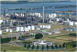 Shell celebrates 40 years of Moerdijk petrochemical plant