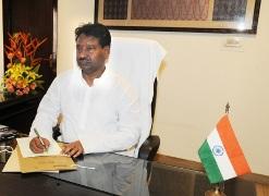Mr. K Sambasiva Rao/Ministry of Textiles/PIB