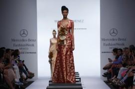 courtesy: Fashion Week Mexico/Macario Jiménez