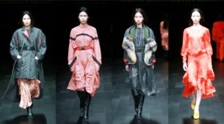 courtesy: China Fashion Week/Seccry Sheguang Hu