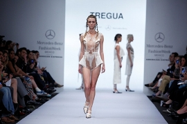 courtesy: Fashion Week Mexico/Tregua
