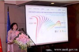 Ms. Ho Thi Kim Thoa/(c: moit.gov.vn)