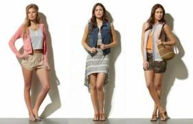 c: Fashionista/Adam Levine womenswear lookbook