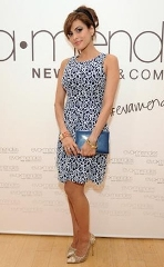 Eva Mendes debuts spring collection for NY&C