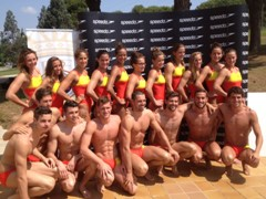 Speedo renews bond with Spanish Swimming Federation
