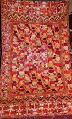 Thai Textile Society show on Indian & Pakistani shawls