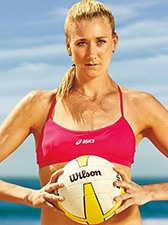 ASICS adds beach volley ball player Kerri Walsh as envoy