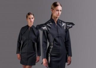 Wearable solar coat/c: Pauline van Dongen