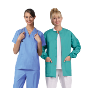 Superior Uniform Group develops innovative fabric scrubs