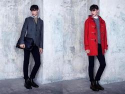 Dior Homme Autumn 2014 collection/c: GQ