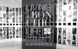 BCBG Max Azria to celebrate its 25 years' accomplishments