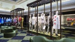 Harrods celebrates Prada's ready-to-wear womenswear