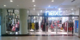UK apparel brand Next re-opens doors in New Delhi