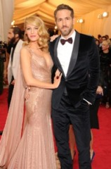 Blake Lively & Ryan Reynolds don Gucci for Art Museum Gala