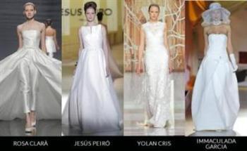 courtesy: Barcelona Bridal Week