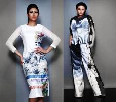 designs by Quang Huy (L) & Xuan Hao