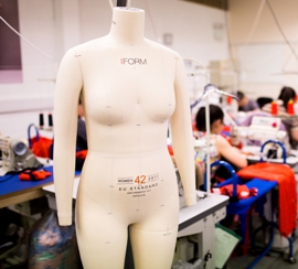 Alvanon to donate technical fit forms to Fashion Enter