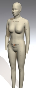Alvanon to debut 'Virtual AlvaForm' with 3D fashion design