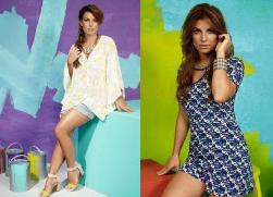 Coleen Rooney launches 12th collection for Littlewoods