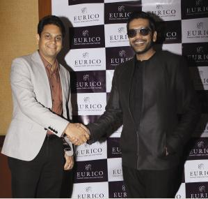 Mr. Shridhar Soni(Left), Rocky S (Right)