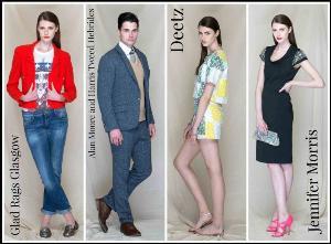 Scottish Clothing Designers | Scotland Scottish Designers Campaign To Prevent Clothing Waste