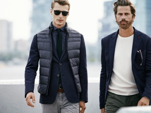 Mango taps new faces for 'H.E' menswear line