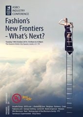 ASBCI to host 'Fashion's New Frontiers' conference