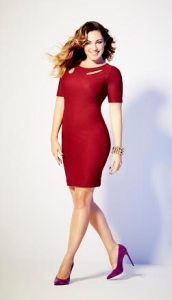 N Brown's Simply Be taps model Kelly Brook for elite line