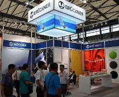 Bruckner concludes successful participation at ITMA ASIA