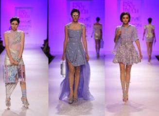 Models walk for Papa Don