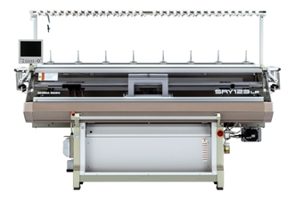 SRY123LP-SV12G Computerized Flat Knitting Machine