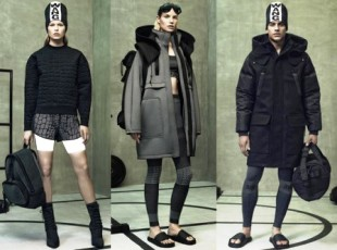 Alexander Wang for H&M/c: eonline.com
