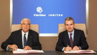 Inditex donates $3mn for Spanish job creation activity