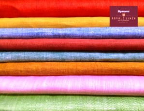 Siyaram Silk Mills launches linens for F/W season
