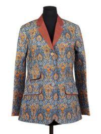 Ajrakh jacket/c: V&A Museum