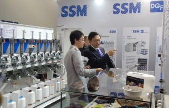 SSM at Yiwu exhibition