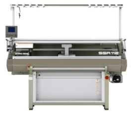 SSR112-SV 7G Computerized Flat Knitting Machine