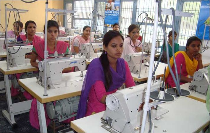 India atdc partners aicte offers courses in apparels