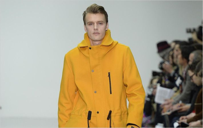 Christopher Raeburn overcoat