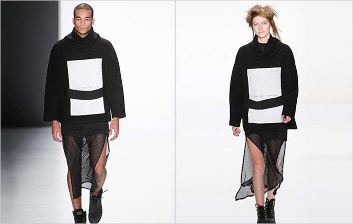 Odeur show at MBFW Berlin A/W