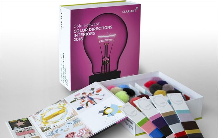 Clariant unveils ColorForward Interiors 2016